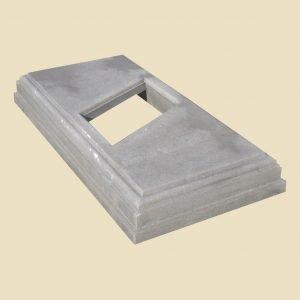 betona kapu apmale