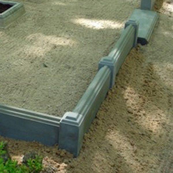 betona kapu sētiņa