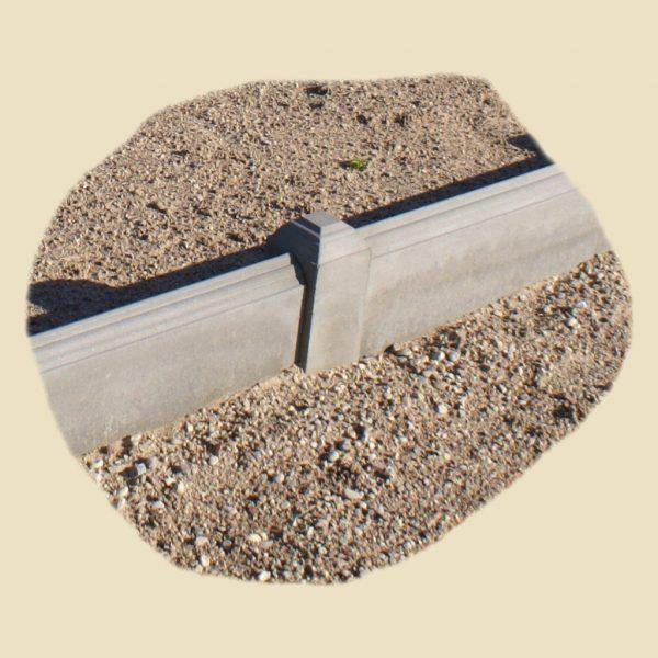 betona sētiņa